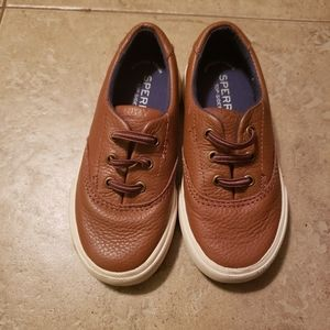 Baby Sperrys!! 9 mo.